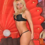 Blonde Swedish London Escort