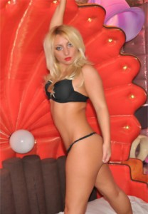Blonde Swedish London Escort